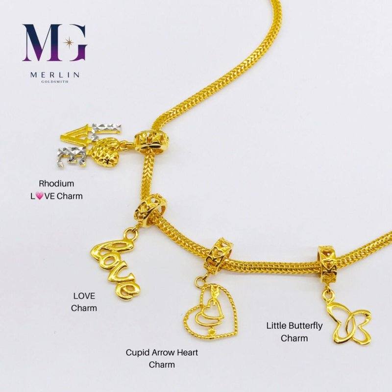 916 Gold Charms Series / Pendant